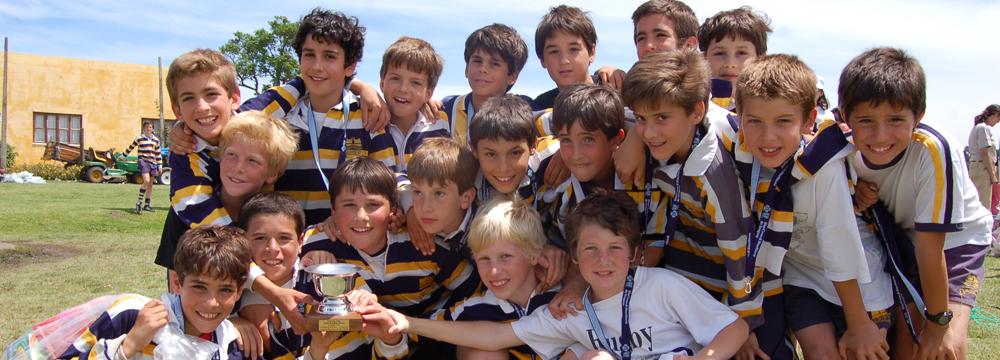 Campeones del Monte VI Rugby Trophy 2006