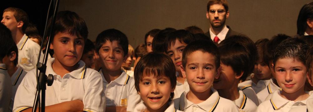 Fiesta de fin de cursos 2009
